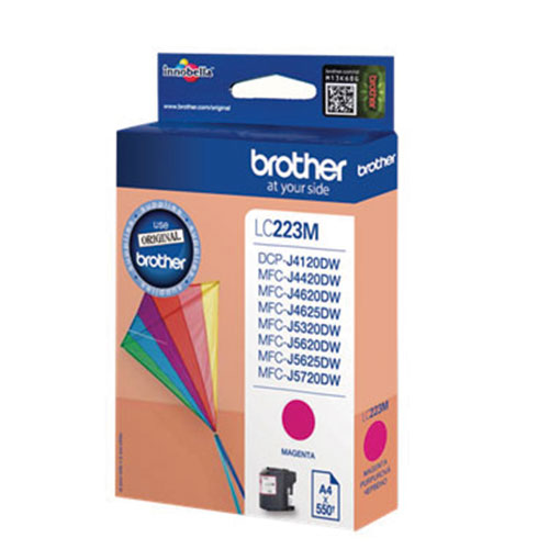 Cartouche Brother - LC223M - magenta